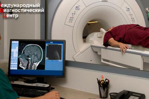 МРТ головы, позвоночника и суставов с записью снимков на диск, описанием и заключением врача в «Международном диагностическом центре». Скидка до 38% от КупиКупон