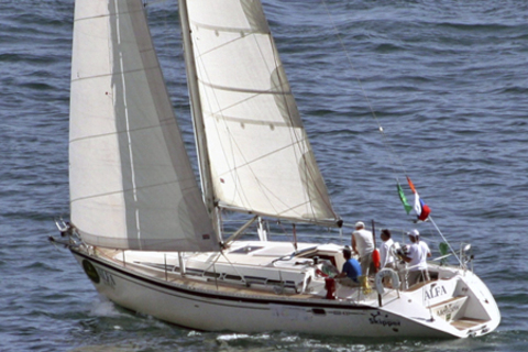 Обучение яхтингу от парусного клуба Skipper. Почувствуйте себя покорителем морей! Скидка 50%