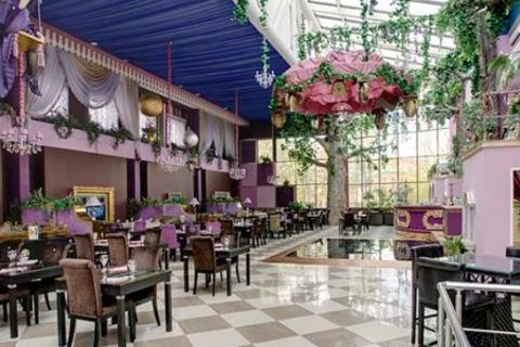 Все меню кухни и напитки в изысканном караоке-ресторане Pin-up Rooms. Скидка 50%