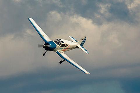 30-минутные полеты на самолете ЯК-18Т для 1, 2 или 3 человек от аэроклуба Fly-zone. Скидка до 62%