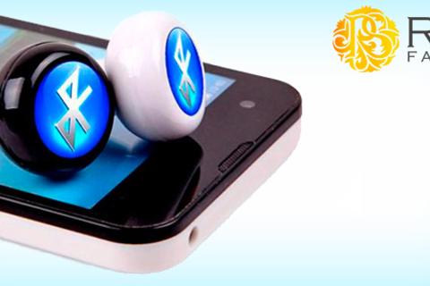 1 или 2 комплекта беспроводных Bluetooth-наушников AirBeats от интернет-магазина R&S Fashion. Пусть мир зазвучит по-новому! Скидка до 68%
