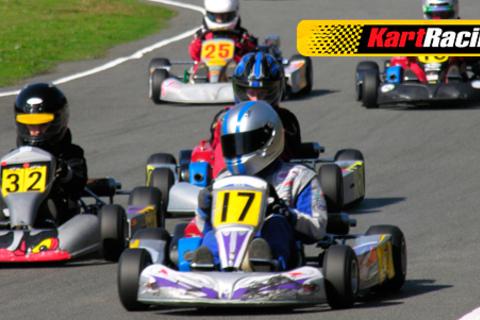 Скидка до 51%на один или два 10-минутных заезда на карте в клубе Kart Racing Club для взрослых и детей + скидка 15% на занятия с инструктором по программе экстремального вождения