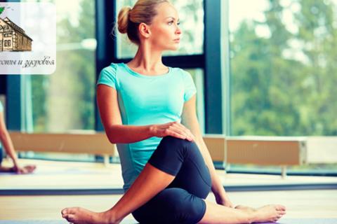 Абонемент на 4, 8, 16 или 24 занятия йогой и другими оздоровительными методиками на выбор в wellness-студии «Фабрика красоты и здоровья». Скидка до 70%
