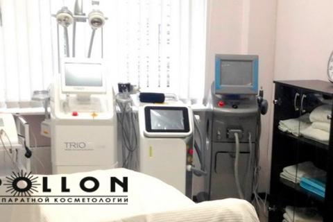Лазерная эпиляция диодным лазером NannoLight D808 (США) в центре косметологии «Аполлон». Забудьте о ненужных волосах! Скидка до 95% от КупиКупон