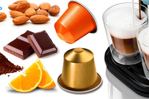 До 500 капсул различных сортов и вкусов для кофемашин Nespresso от интернет-магазина Swiss Pro. Скидка до 59%