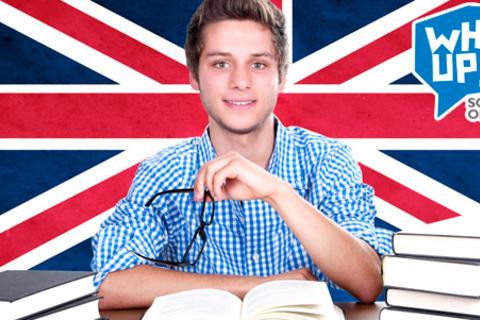 2 или 4 месяца обучения английскому языку в школе What's Up, 4 или 8 занятий в разговорном клубе What's Up! Скидка до 50%
