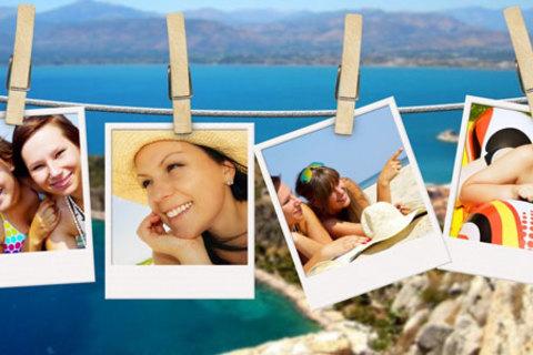 Печать 20 или 100 фотографий формата 10х15, 15х20, 20х30 от компании Gold Print со скидкой до 57%