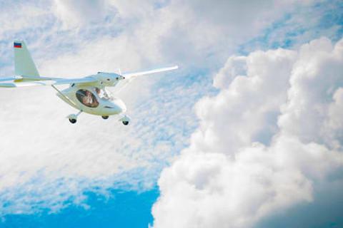 Захватывающий полет на самолете «Элитар-Сигма» от компании Fly-in-sky: 10, 20 или 40 минут. Скидка до 60%