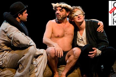 2 билета по цене одного на спектакли театра «Сатирикон»: «Человек из ресторана», «Все оттенки голубого», «Укрощение» и не только