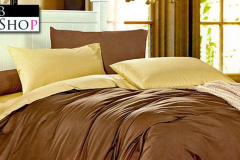 Комплекты однотонного постельного белья из сатина от интернет-магазина Glob-shop. Уют и комфорт в доме!  Скидка до 55%