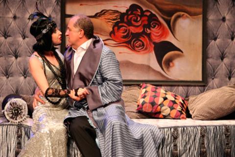 Билеты на спектакли «Современного театра антрепризы»: «Двое на качелях», «Искуситель», «Гастрольное танго», «Маленькие комедии» и не только. Скидка 50%