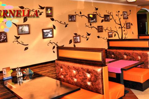 Все меню кухни и напитки + проведение банкетов в ресторане Tavernella со скидкой 50%