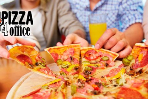 2, 4 или 6 пицц от службы доставки Pizza4office со скидкой до 66%! Большой выбор пиццы на любой вкус и отлаженная система доставки!